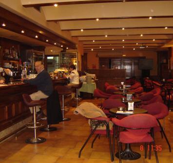 Cafeteria Hotel